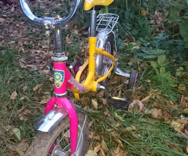 Велосипед четырехколесный. Фото 1. Белоозёрский.