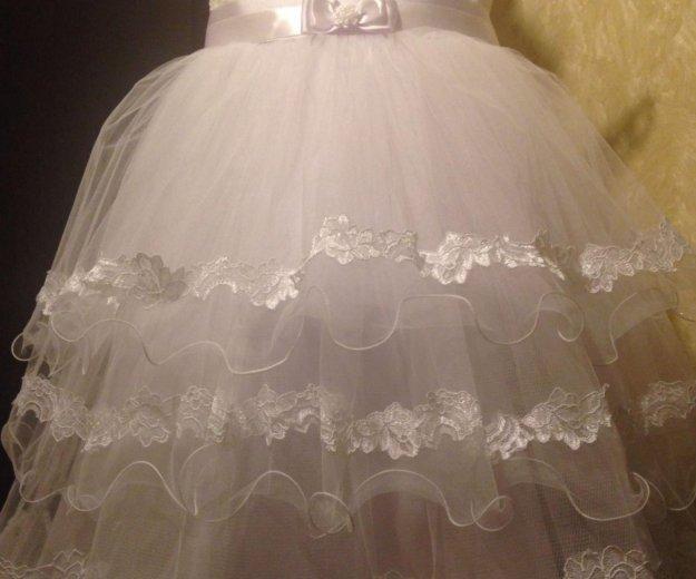 Пышное платье. Фото 1. Лобня.