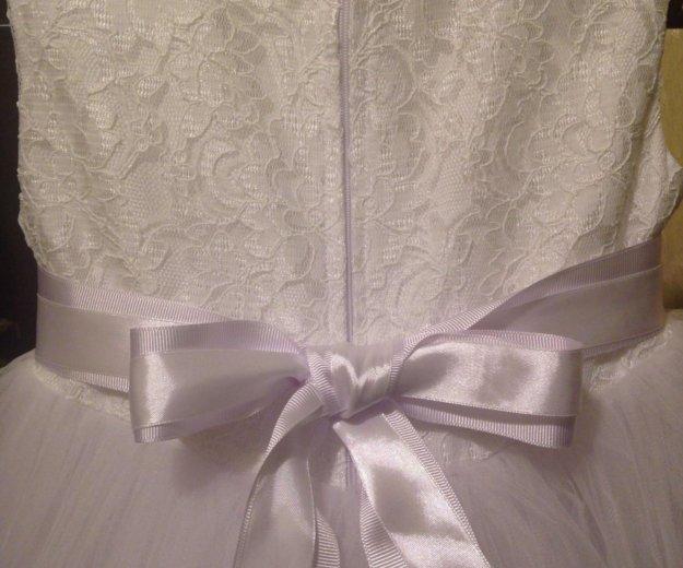 Пышное платье. Фото 3. Лобня.