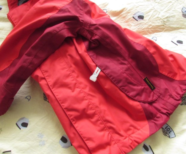 Продам куртка мембранная jack wolfskin girls topaz. Фото 2. Новосибирск.