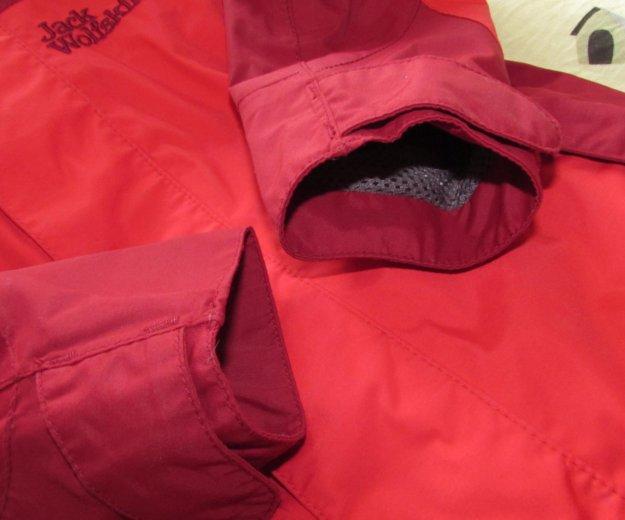 Продам куртка мембранная jack wolfskin girls topaz. Фото 4. Новосибирск.