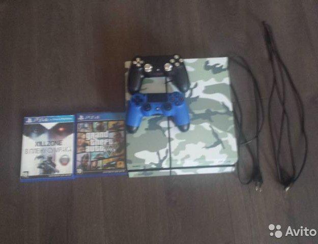 Sony playstation 4. Фото 1. Развилка.