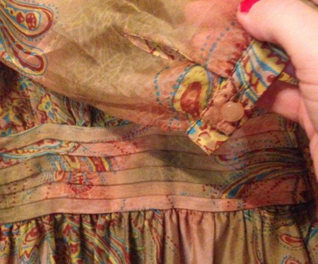 Шифоновое платьеbonita. Фото 2. Санкт-Петербург.