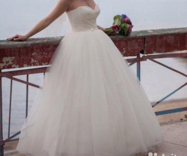 Свадебное платье хельга. Фото 2. Самара.