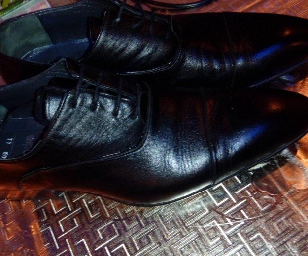 Туфли кожаные. Фото 1. Санкт-Петербург.