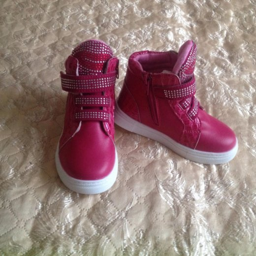 Новые ботиночки. Фото 2. Орехово-Зуево.