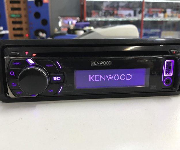 Магнитола kenwood kdc-5751sd. Фото 1.