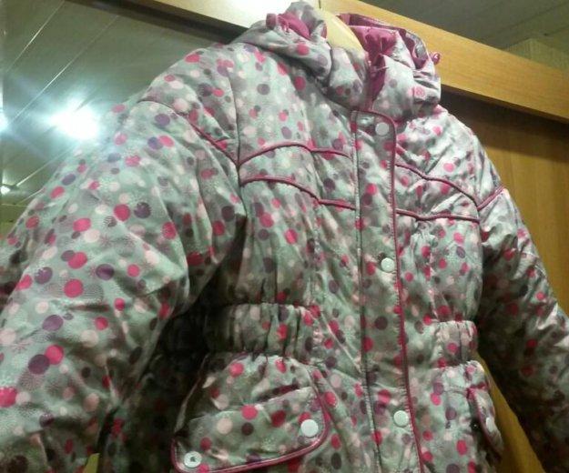 Детская  зимняя куртка мейлон. Фото 1. Киров.