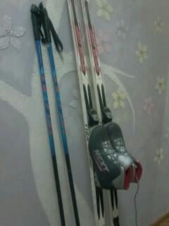 Лыжы,ботинки,палки. Фото 1. Мурманск.