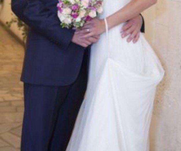 Свадебное платье. Фото 4. Домодедово.