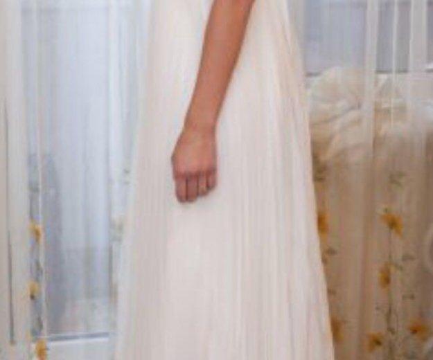 Свадебное платье. Фото 2. Домодедово.