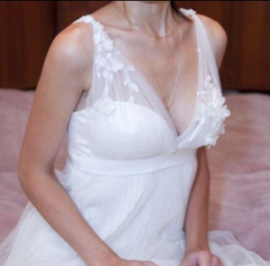 Свадебное платье. Фото 1. Домодедово.