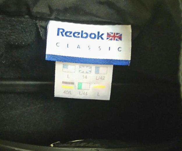 Reebok classic куртка. Фото 1. Москва.