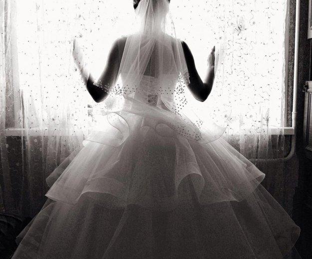 Свадебное платье. Фото 2. Смоленск.