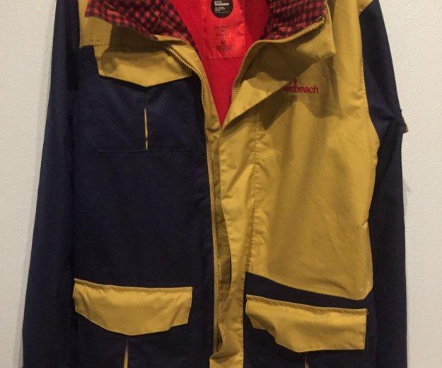 Сноубордическая куртка westbeach. Фото 2. Сочи.