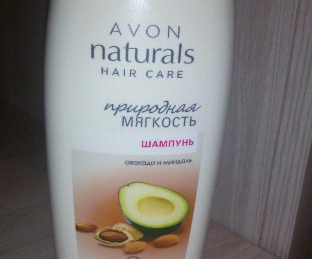 Шампунь для волос, авокадо и миндаль. Фото 1. Великий Новгород.