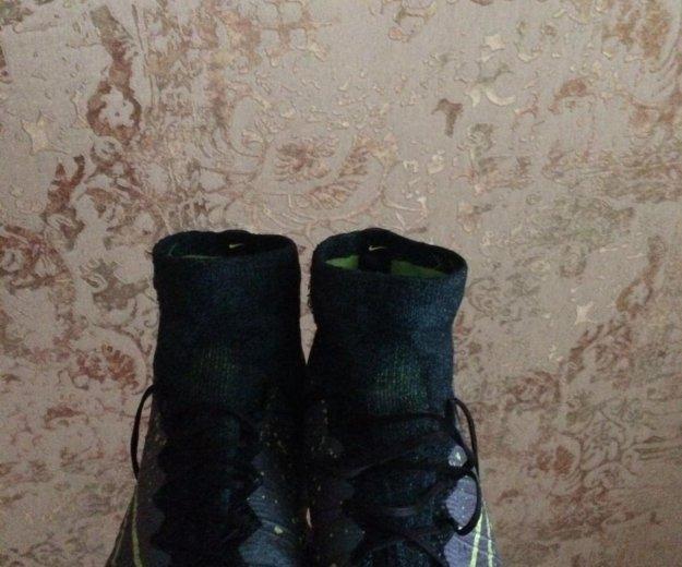Бутсы с носком. Фото 2. Альбурикент.