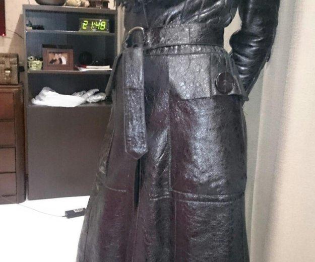 Пальто-дубленка. Фото 1.