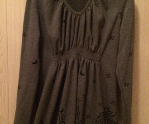 Тёплое платье для беременных 👗. Фото 1. Пенза.