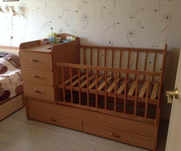 Кровать трансформер. Фото 1.