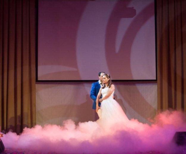 Сценический ( низкий ) дым!. Фото 2. Мурманск.
