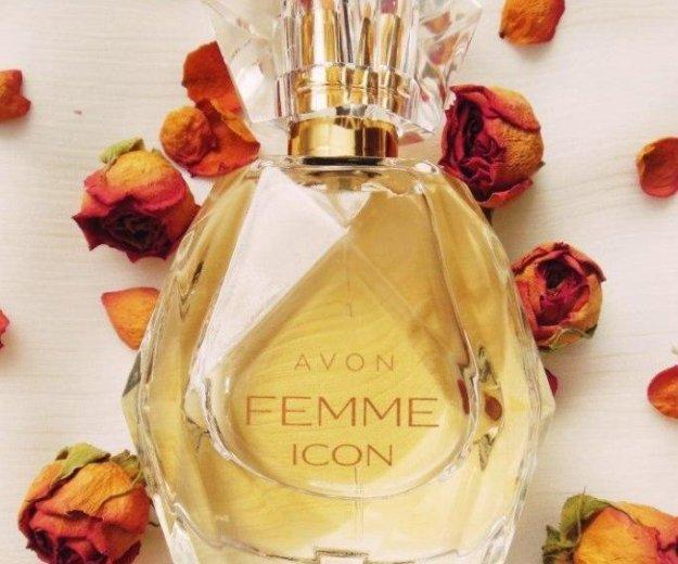 Avon парфюмерная вода femme icon. Фото 1. Иваново.