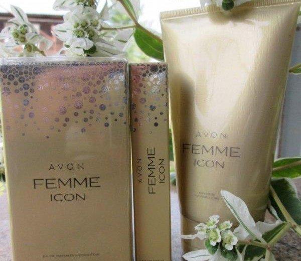 Avon парфюмерная вода femme icon. Фото 2. Иваново.