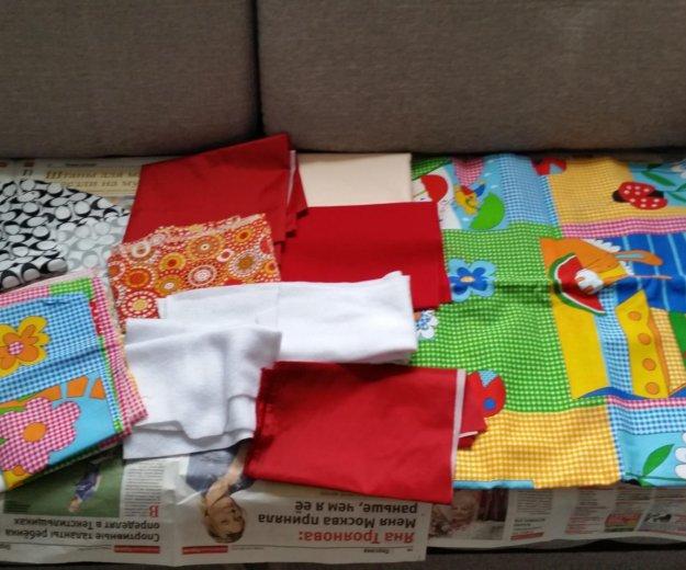 Пакет ткани. Фото 1. Москва.