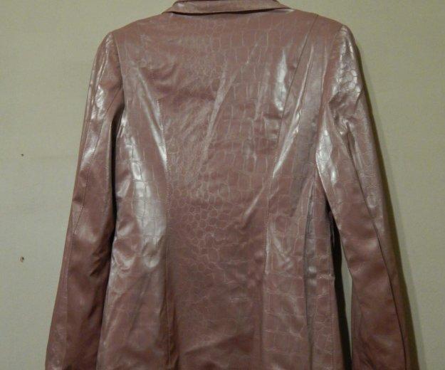 Кожанная куртка. Фото 2. Москва.