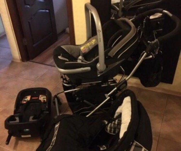 Детская коляска эмалунга. Фото 1. Выборг.