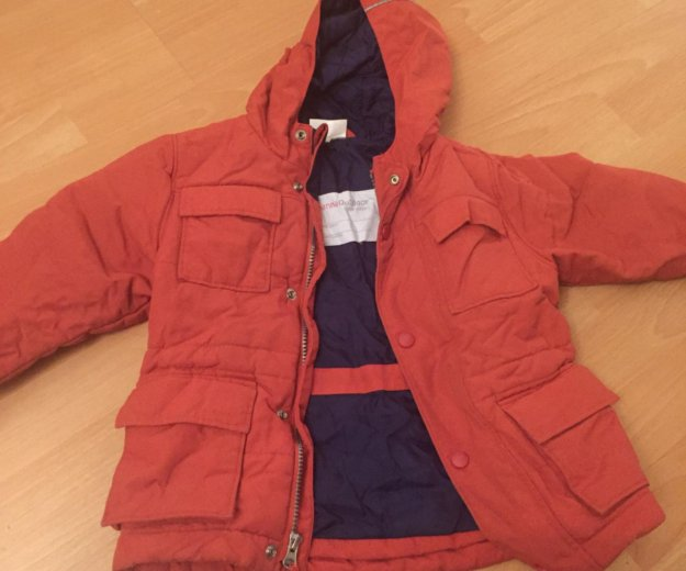 Две куртки hanna anderson и boden. Фото 1. Москва.