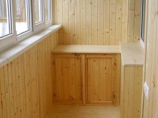 Совмещение балкона с комнатой или кухней. Фото 1. Киевский.