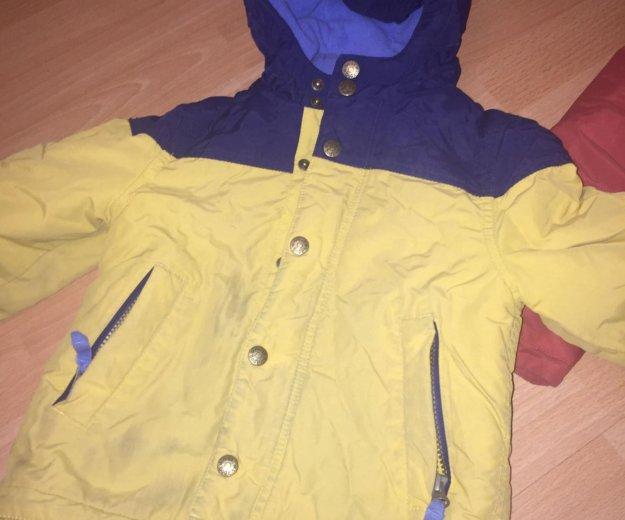 Две куртки hanna anderson и boden. Фото 3. Москва.