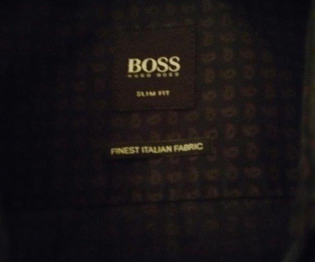 Рубашка hugo boss,l. Фото 2. Москва.