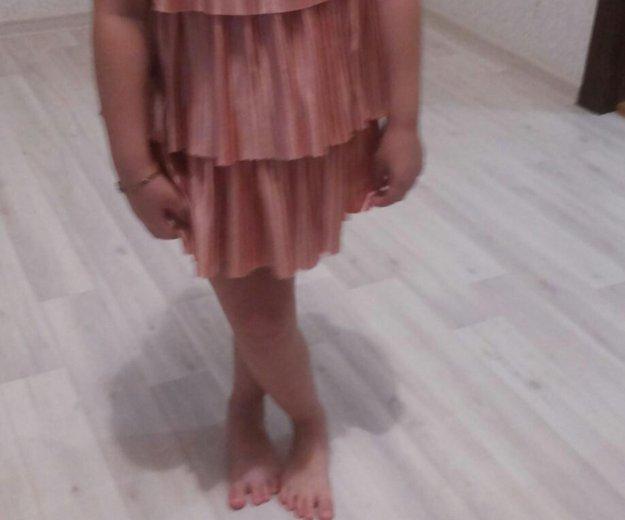 Платье на 3-4 года. Фото 1. Динская.