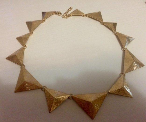 Модное ожерелье. Фото 1.