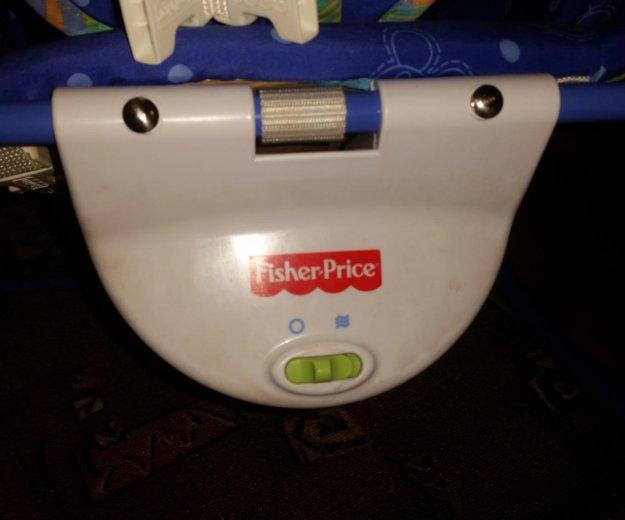 Кресло - качалка шезлонг fisher price. Фото 3. Москва.