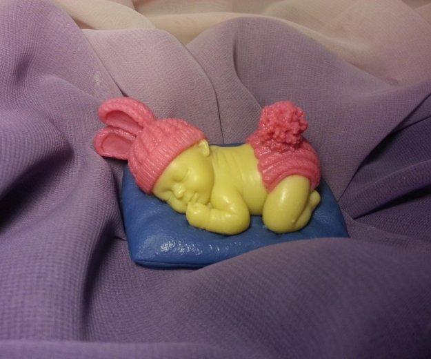 Малыш на подушке крем-мыло. Фото 1. Королев.