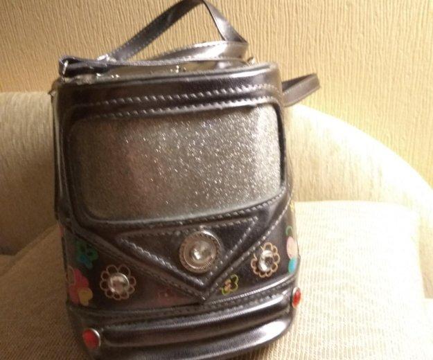 Сумка -автобус. Фото 3. Москва.