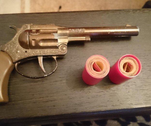 Пистолет с пистонами. Фото 1. Архангельск.