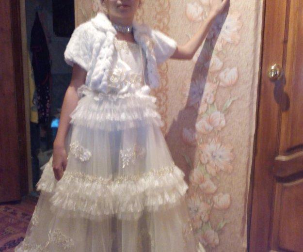 Новогоднее платье. Фото 1. Старый Оскол.