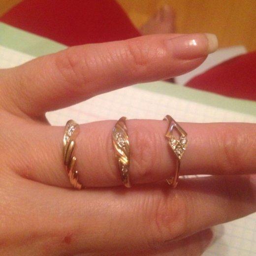 Кольца с бриллиантами. Фото 1. Солнечногорск.