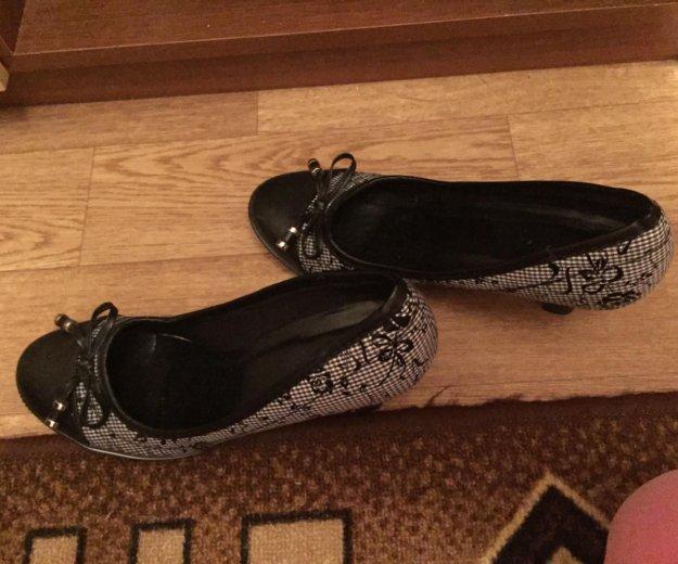 Новые туфли. Фото 2. Муром.