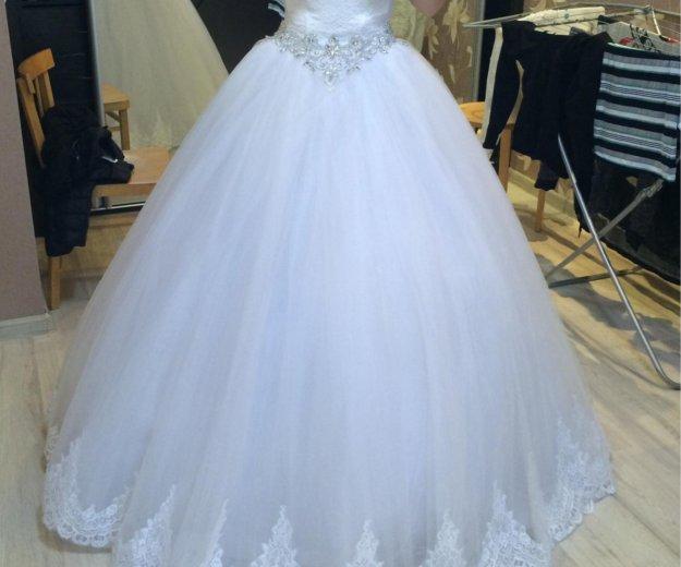 Платье свадебное. Фото 1. Санкт-Петербург.