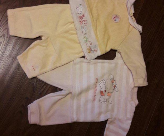 Одежда для девочки 0-3 месяца. Фото 3. Санкт-Петербург.