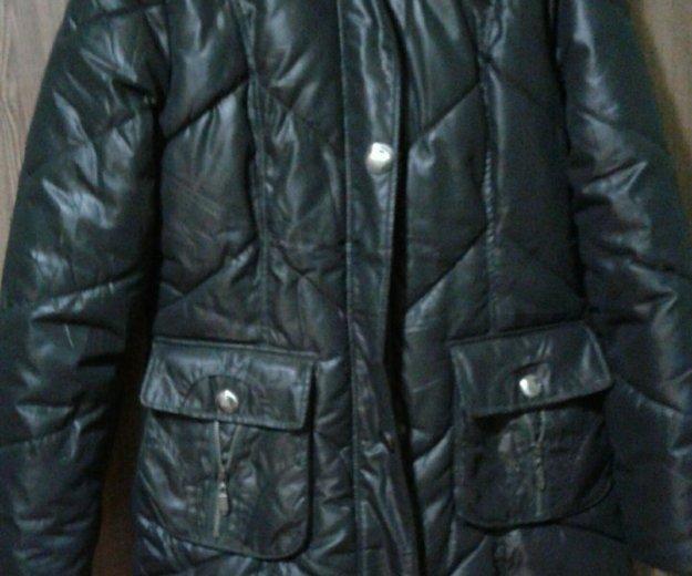 Куртка зимняя. Фото 1. Совхозный.