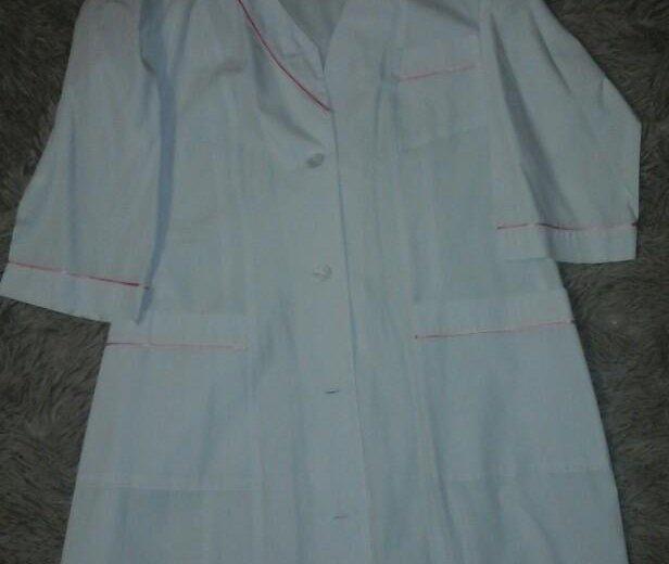 Халаты медицинские 44 - 46 размер. Фото 2. Новозыбков.