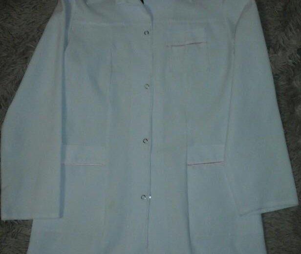 Халаты медицинские 44 - 46 размер. Фото 1. Новозыбков.