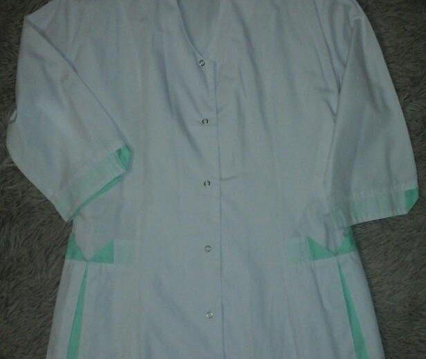 Халаты медицинские 44 - 46 размер. Фото 3. Новозыбков.