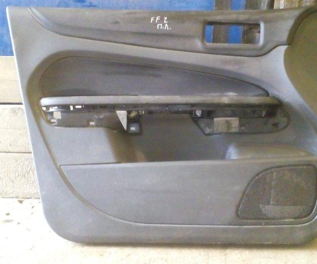 Передние обшивки дверей форд фокус 2 ford focus 2. Фото 1. Сыктывкар.